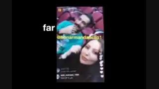 پرستو صالحی: من و محمد نادری خواهر و برادر هستیم!