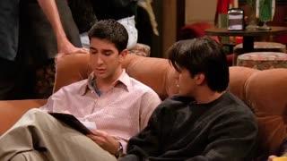 سریال بسیار زیبای دوستان Friends S01E04 با زیرنویس چسبیده