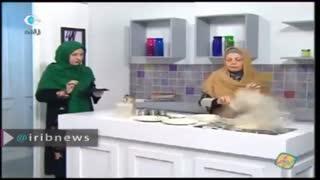اتفاق خطرناک در برنامه زنده آشپزی شبکه استانی کیش