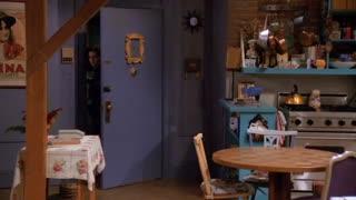 سریال بسیار زیبای دوستان Friends S01E06 با زیرنویس چسبیده