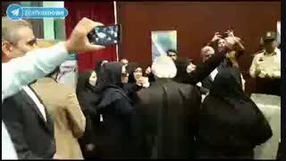 حمله نماینده زن مجلس به مسئول مرد دولت (بخش دوم)