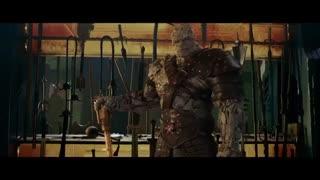 کلیپ Thor: Ragnarok - هلا چکش ثور را نابود می کند!