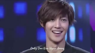«♥KIM HYUN JOONG♥ FUNNY AND LOVELY MOMENTS (Happy Camp cut)»