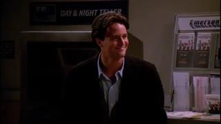سریال بسیار زیبای دوستان Friends S01E07 با زیرنویس چسبیده