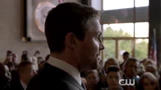 کلیپ جدید از فصل ششم سریال Arrow