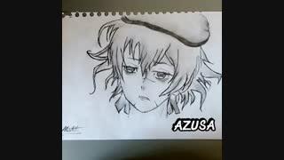 نقاشی من ازازوسا