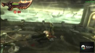 تست کردن سرعت بازی God Of War Ghost Of Sparta در شبیه ساز PSP Gold