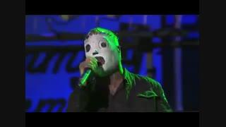 اجرا ی زیبای اهنگ Snuff از گروه راک Slipknot