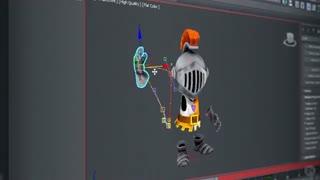 اصول ساخت انیمیشن در تری دی مکس