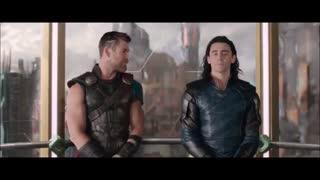 نبرد هالک و ثور در فیلم Thor 3