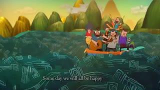 موزیک ویدئو ایشالا از گروه بمرانی