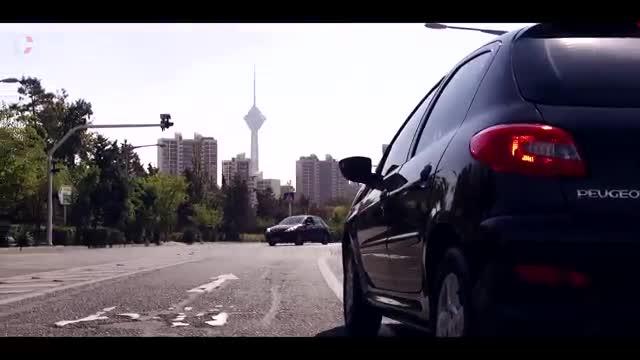 تیزر تست و بررسی فنی خودرو پژو ۲۰۷i