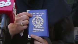 فیلم: راه کربلا را بهرویش بستهاند چون افغانستانی است