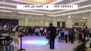 اجرای شعبده بازی پرواز اجسام در تالار( گروه کاریزما)