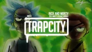 موسیقی متن پر رمز و راز سریال ریک و مورتی Rick and Morty