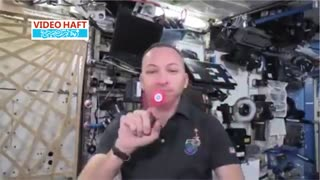 تست بازی اسپینر در فضا