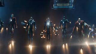 ورود ارتش آهنین Iron Man 3