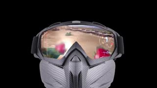 اگه دوست دارین تو لباس Iron man باشین این ویدیوی 360 درجه رو ببینید