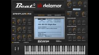 دانلود وی اس تی Beat Delamar Zampler RX v2.0 x32 x64 VST AU