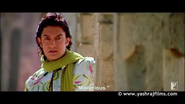 موزیک ویدئو هندی Chand Sifarish  از فیلم Fanaa