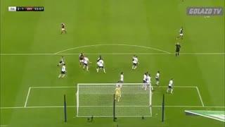 خلاصه فوتبال تاتنهام 2-3 وست هم