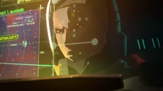 تریلر شماره 1  انیمیشن جدید Godzila