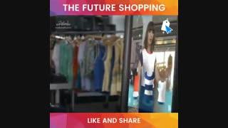 فروشگاه های لباس در آینده !