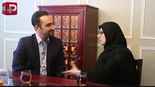 ری اکشن مجری زن تلویزیون ایران به پیشنهاد ازدواج آقای مجری: گفتم حتما برمی گردد اما دیگر خبری نشد!