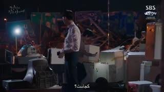 قسمت 18 سریال کره ای وقتی تو خواب بودی با زیرنویس چسبیده
