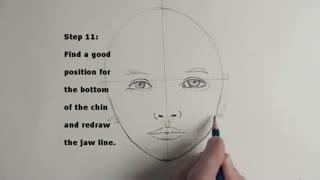 آموزش نقاشی سیاه قلم