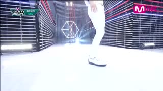 اجرا Call Me Baby از EXO در M Countdown