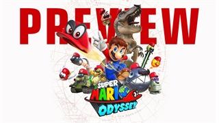 پیش نمایش ویدئویی Super Mario Odyssey