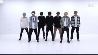 BTS-DNA-version dance
