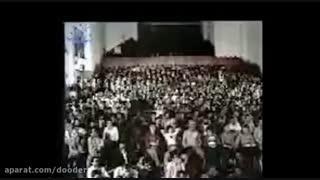 سخنان تند امام خمینی ،شهید بهشتی و استاد پور آقایی