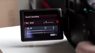 آموزش عکاسی ، تنظیم صدا در دوربینهای دیجیتال