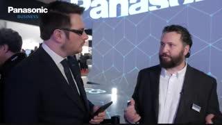 جدیدترین ویدئو پروژکتور پاناسونیک در ISE 2017