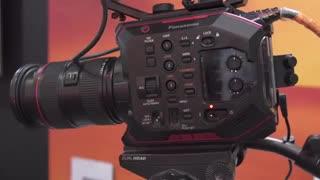 جدیدترین دوربین سینمایی پاناسونیک در جیتکس 2017
