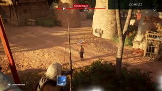 آموزش Assassin's Creed Origins توسط اشرف اسماعیل