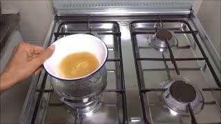 آموزش آشپزی - دسر شیرکاکائو ژلاتینی