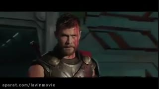 فیلم Thor 3 Ragnarok 2017 با زیرنویس فارسی