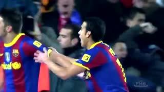الکلاسیکو خاطره انگیز 2011  بارسلونا 5-رئال مادرید0