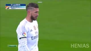 الکلاسیکو خاطره انگیز 2015  بارسلونا 4-رئال مادرید0