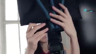 آموزش عکاسی مدلینگ با یک اسپیدلایت