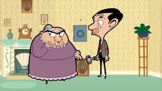 انیمیشن مستربین قسمت 34