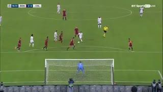خلاصه فوتبال آ اس رم 3-0 چلسی