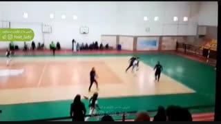 لیگ فوتسال بانوان: گل پیروزی سیاه جامگان مقابل شهرداری رشت