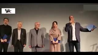 صحبت های اعتراض آمیز امیر جعفری به نفع زندانیان در اکران فیلم جدیدش