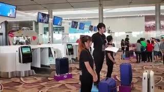 مستند ترمینال استثنایی شماره 4 فرودگاه چانگی سنگاپور