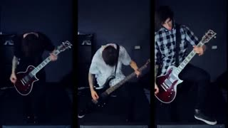 کاور گیتار و بیس Bring me the Horizon - Chelsea Smile