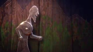 تریلر داستانی جدیدی از God of war منتشر شد!
